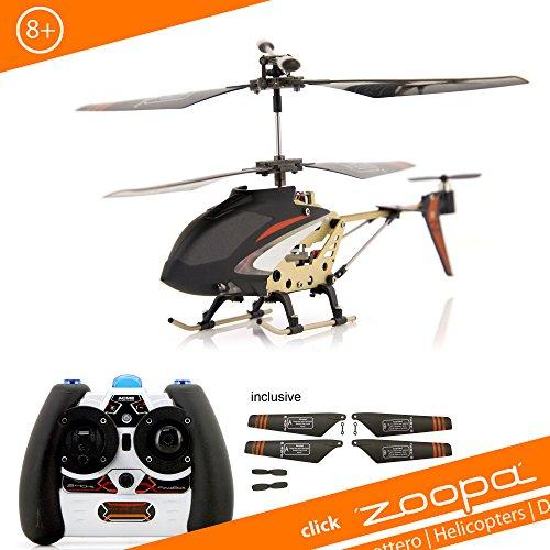 ACME-zoopa-150-red-heat-24-GHz-Helikopter-mit-Ambient-Lights-leicht-zu-fliegen-durch-neuste-Gyrotechnik-AA0179