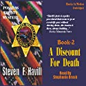 A Discount for Death (       UNABRIDGED) by Steven F. Havill Narrated by Stephanie Brush