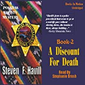 A Discount for Death | Steven F Havill