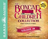 Gertrude Chandler Warner The Boxcar Children Collection Volume 39: The Great Detective Race, the Ghost at the Drive-In Movie, the Mystery of the Traveling Tomatoes (Boxcar Children Mysteries)