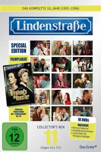 Lindenstraße - Collector's Box 11, Folgen 521-572 (Special Edition) [10 DVDs]