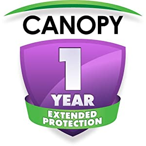 Canopy 1-Year Bike/Scooter Extended Protection Plan ($ 0-$50)