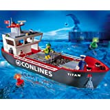 PLAYMOBIL® 4472 - Großes Containerfrachtschiff