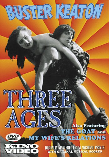 Three Ages [DVD] [US Import] [NTSC]