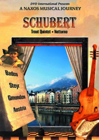 Schubert: Trout Quintet [DVD] [2002]