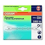 """Osram 42118B1 Haloline ECO Superstar R7s 114mm 64701 ES Halogenstab 230W/230Vvon """"Osram"""""""