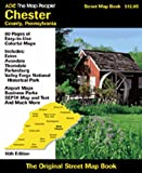 img - for ADC The Map People Chester County, Pennsylvania: Street Map Book book / textbook / text book