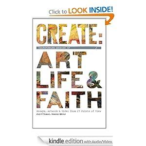 Joey O'Connor, Create book