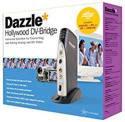 Dazzle Multimedia DM-2200 Hollywood DV Bridge