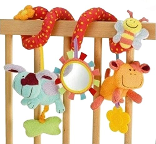 Edtoy-Baby-Activity-Spiral-Toy-Stroller-Toy-Bed-Hanging-Toys-Car-Seat-Toy