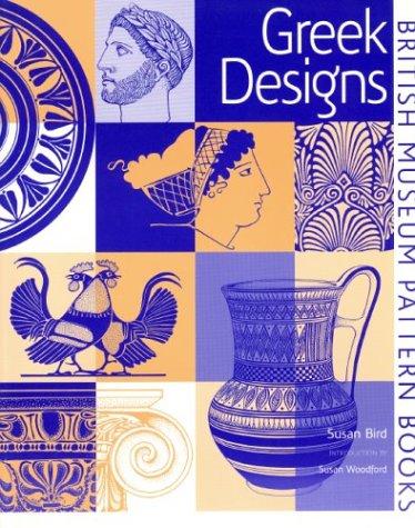 Greek Designs  (British Museum Pattern Books)