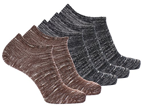 mens-socks-extra-cushion-moisture-wicking-art-in-warehouse-deals-khaki-grey-3-pack