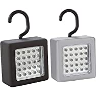 Smart Savers Square LED Cordless Work Light-HANGING LED WORK LIGHT