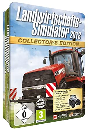Landwirtschafts-Simulator 2013 - Collector's Edition