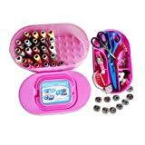 Kurtzy Sewing Kit Includes Threads Needles Bobbins And Other Accessories