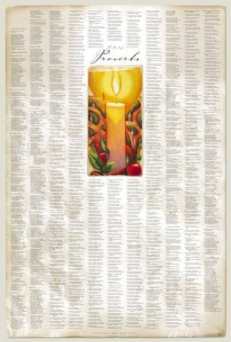 The Book of Proverbs Poster