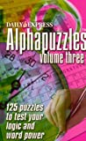 Daily Express Alphapuzzles Volume 3