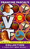 """Sweet Valley Twins Collection: """"Don't Go in the Basement"""", """"Pumpkin Fever"""", """"Sisters at War"""""""
