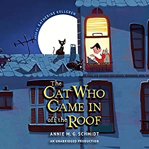 The Cat Who Came in off the Roof Audiobook