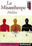 echange, troc Molière - Le Misanthrope