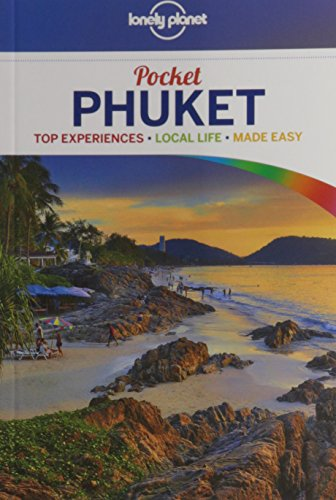Lonely Planet Pocket Phuket (Travel Guide) front-899699