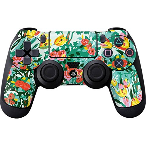 ps4-personnalise-modded-controller-exclusive-design-meadow-blooms-minty-destin-fantomes-zombie-auto-
