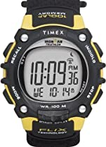 Timex Ironman Triathlon 100-Lap Resin Strap Watch #T5F591
