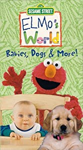 Amazon.com: Sesame Street: Elmo's World - Babies, Dogs ...