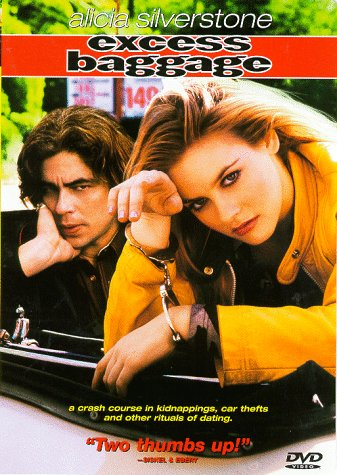 Excess Baggage [DVD] [1997] [Region 1] [US Import] [NTSC]