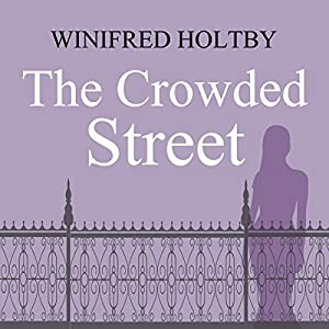 The Crowded Street Audiobook