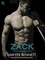 Zack: A Cold Fury Hockey Novel (Carolina Cold Fury Hockey)