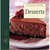 Williams-Sonoma The Best of Kitchen Library: Desserts (The Best of the Kitchen Library) ~ Chuck Williams