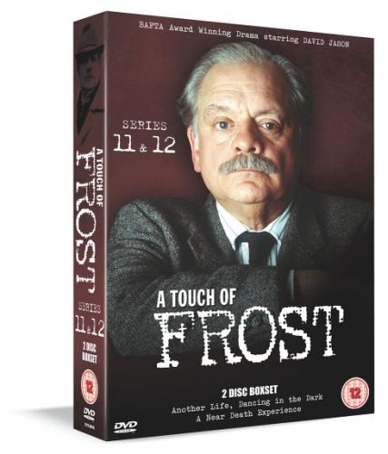 A Touch of Frost - Series 11-12 [DVD]