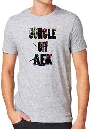 League of Legends Jungle or AFK Shirt Custom Made T-shirt (M)