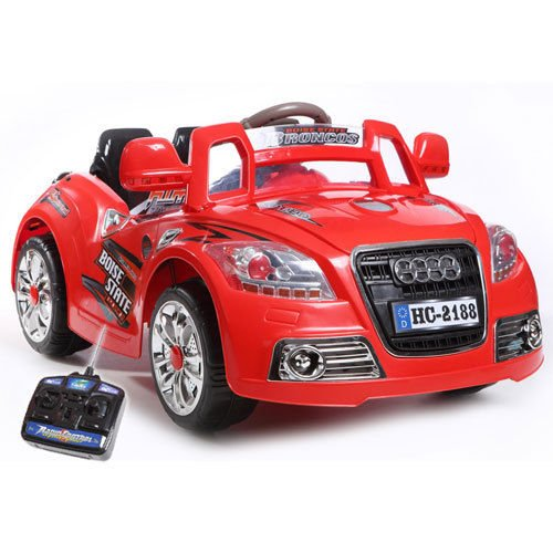Audi Kids Ride On Cars Electric Childrens V Battery Remote Control - Audi 6v ride toy cars