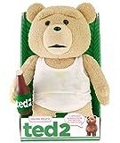 映画 Ted2 テッド2 公式 おしゃべり ぬいぐるみ 40cm 16インチ タンクトップ しゃべる テディベア