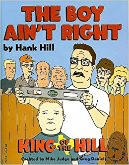 king of the hill the boy aint right king of the hill