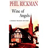 The Wine Of Angels (Merrily Watkins Mysteries)by Phil Rickman