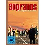Die Sopranos - Die komplette dritte Staffel 4 DVDs