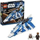 Lego Star Wars 8093 - Plo Koon's Starfighter