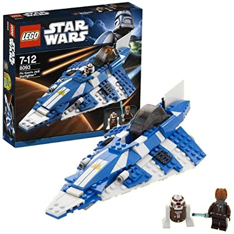 Lego - 8093 - Jeux de construction - lego star wars - Plo Koon's Starfighter
