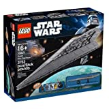 Lego Star Wars TM - 10221 - Jeu de Construction - Super Star Destroyer