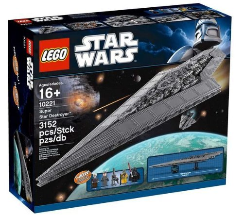 LEGO Star Wars 10221 Super Star Destroyer