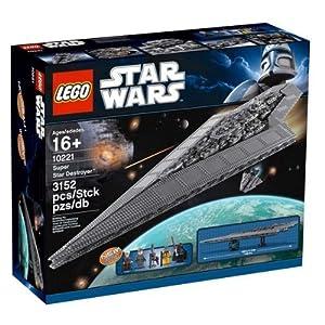 Lego Star Wars Sternenzerstörer Executor (10221) für 345€ statt 380€