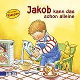 Jakob-Bücher: Jakob kann das schon alleine - Sandra Grimm