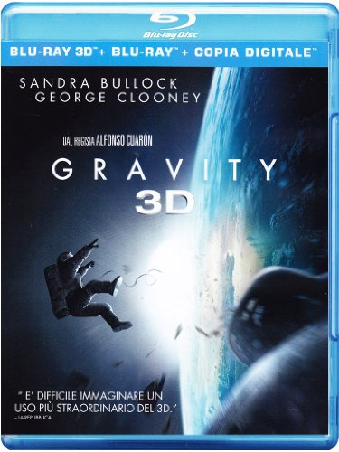 Gravity (3D) [3D Blu-ray] [IT Import]