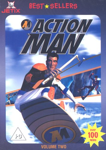 Action Man - Volume Two [DVD]