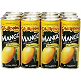 Philippine Juice Nectar Mango, 8.4-Ounce (Pack of 12)