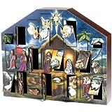 Byers Choice Nativity Advent Calendar