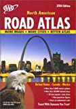 AAA North American Road Atlas 2004 (AAA Road Atlas)